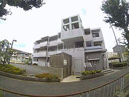 レジデンス豊島[1階]の外観