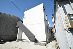 愛知県名古屋市守山区新守山の賃貸アパートの外観