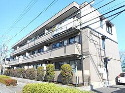 埼玉県富士見市ふじみ野東4丁目の賃貸アパートの外観
