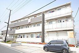 埼玉県吉川市美南1丁目の賃貸アパートの外観