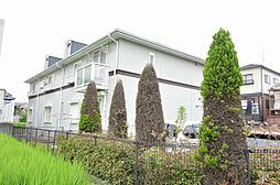 ヴェルデュール・ピノ[2階]の外観