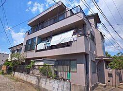 金子マンション[1階]の外観