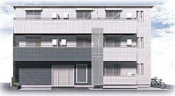 (仮称)フィカーサ戸手本町[202号室号室]の外観