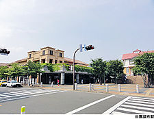 田園調布駅(現地まで880m)