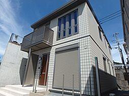 兵庫県姫路市西新在家2丁目の賃貸アパートの外観