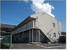 スカイコーポB棟[2階]の外観