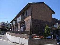 兵庫県神戸市西区白水 1丁目の賃貸アパートの外観