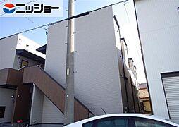 Blossom Meiji[2階]の外観