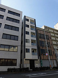 兵庫県姫路市朝日町の賃貸マンションの外観