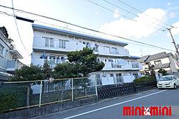 兵庫県伊丹市瑞穂町5丁目の賃貸マンションの外観