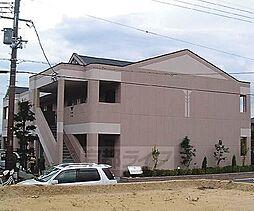 京都府相楽郡精華町祝園西1丁目の賃貸マンションの外観