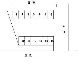 下祇園駅 0.7万円