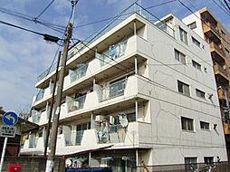 山崎マンション[205号室]の外観