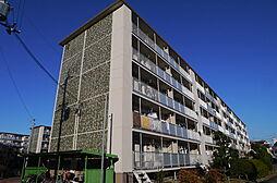 青葉ハイツ12号棟[3階]の外観