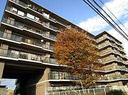 ユニハイム城陽[6階]の外観