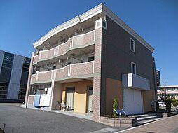 インプレイスII[3階]の外観