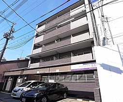 京都府京都市中京区小川通三条上る西堂町の賃貸マンションの外観