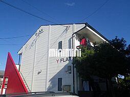 Yフラット[1階]の外観