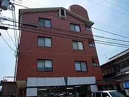 京都府木津川市相楽神後原の賃貸マンションの外観