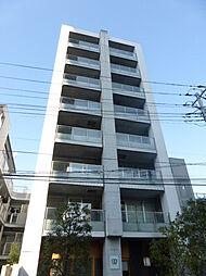 コートモデリア白金[3階]の外観