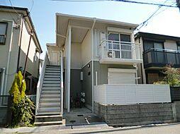 兵庫県西宮市今津水波町の賃貸アパートの外観