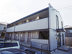 レオパレスリバーテラス[2階]の外観