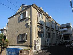 Lapis AP 鶴川(ラピスエーピーツルカワ)[1階]の外観
