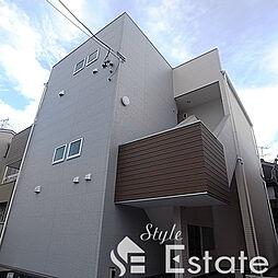 アパートメントK (アパートメントケー)[1階]の外観