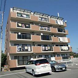 静岡県浜松市東区中里町の賃貸マンションの外観
