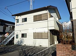 杉山アパート[1階]の外観