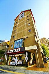 大阪府大阪市住之江区西加賀屋1丁目の賃貸マンションの外観