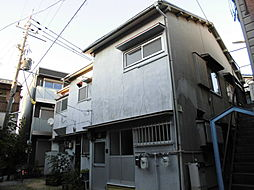 [テラスハウス] 兵庫県尼崎市西立花町3丁目 の賃貸【/】の外観