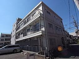 兵庫県明石市西明石町4丁目の賃貸マンションの外観