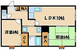 HOUSE20[1階]の間取り