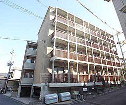 京都府京都市伏見区深草大亀谷西寺町の賃貸マンションの外観