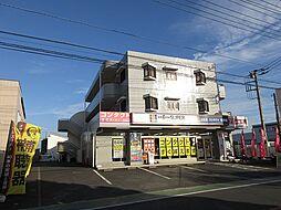 神奈川県横浜市泉区中田西1丁目の賃貸マンションの外観