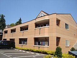 千葉県野田市吉春の賃貸アパートの外観