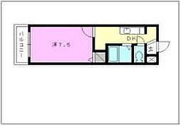 キララハイツ13[403 号室号室]の間取り
