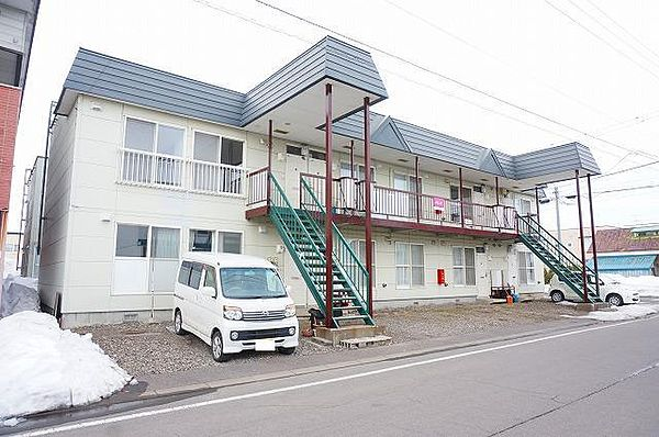 キャンパスロード321 2階の賃貸【北海道 / 旭川市】