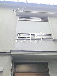 東京都北区滝野川4丁目の賃貸アパートの外観