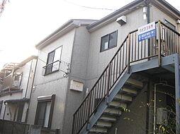 千葉県市川市市川南1丁目の賃貸アパートの外観