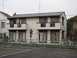 シティハイムグランネール[1階]の外観