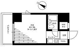 ライオンズプラザ鶴間[3階]の間取り