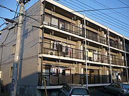サンライズマンションB棟[2階]の外観