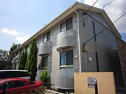 神奈川県大和市桜森3の賃貸アパートの外観