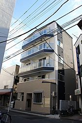 東京都葛飾区堀切4丁目の賃貸マンションの外観