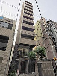 ダイドーメゾン大阪北堀江[4階]の外観