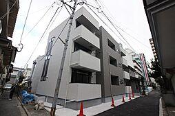 福岡県北九州市小倉北区香春口1の賃貸アパートの外観