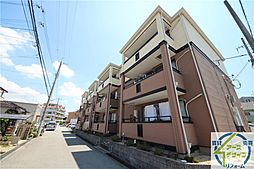 兵庫県明石市小久保3丁目の賃貸アパートの外観