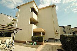 篠山ハイツ[305号室]の外観